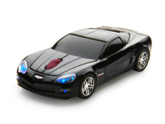 Chevy Corvette Wireless Optical Mouse
