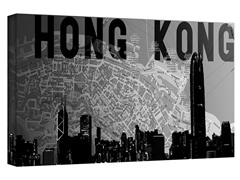 Hong Kong (2 Sizes)