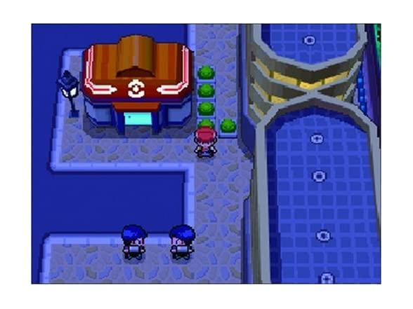 Image of Pokemon Pearl Version Nintendo Ds
