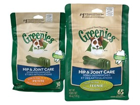 GREENIES® Hip & Joint CareDental Chew 18oz. (4-sizes)