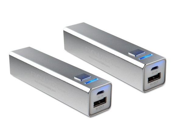 2600 mah power bank usb charger 2 pack sciox Gallery