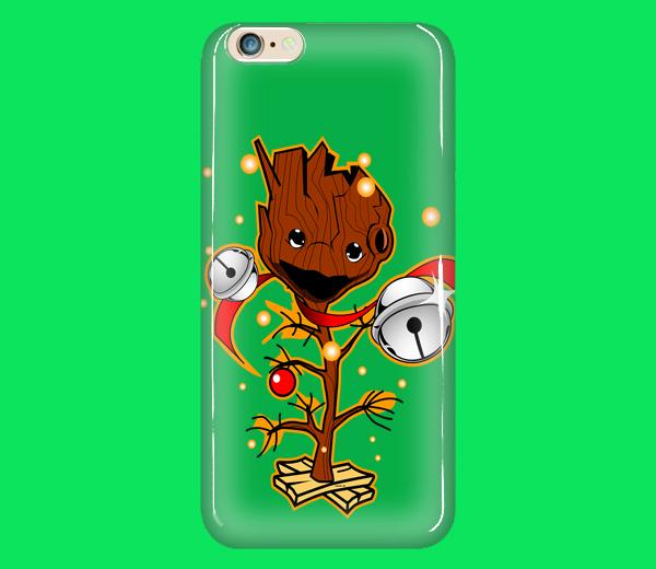 Groot xmas tree
