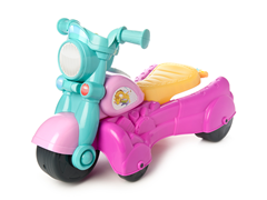 Rocktivity Pink Walk 'N Roll Rider