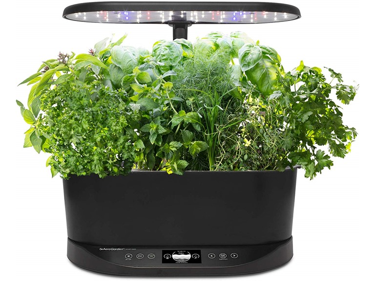 AeroGarden Bounty Basic Indoor Garden