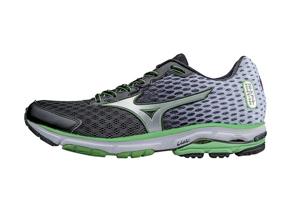 the latest 98f0b c1474 Mizuno Men's Wave Rider 18, 2 Colors