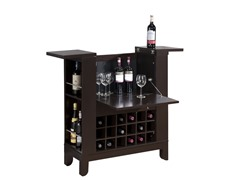 Modesto Dry Bar and Wine Cabinet