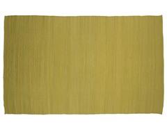 Handmade Solid 8' x 10' Green