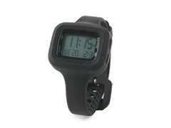 Understatement Black Digital Watch