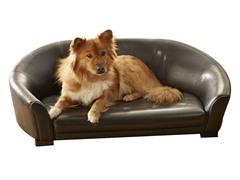 The Winston Sofa - Brown