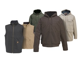 Wolverine Men's Outerwear - Your Choice