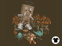 Robotron Wreaks Havoc