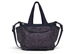 Built Go-Go Diaper Tote - Night Damask