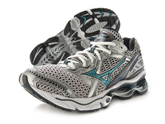 Mizuno Wave Creation 12 - Silver/Teal