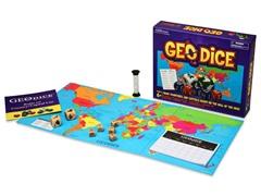 GeoDice Game