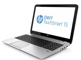 "HP ENVY 15.6"" Core i7 TouchSmart Laptop"