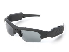 720p Video Camera Sunglasses with 4GB Mem