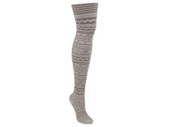MUK LUKS® Patterned Microfiber Tights