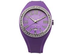 Men's BOX 40Z VIOLET Purple Dial Watch