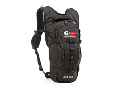 Rig 500 Hydration Pack, Black