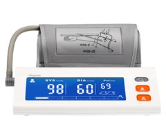Slim Blood Pressure Monitor White