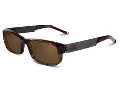 T310 Polarized Sunglasses, Brown
