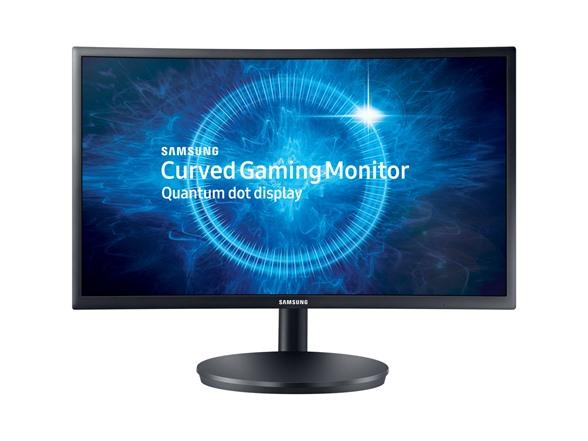 "Samsung 24"""" Curved Full-HD Gaming Monitor"" b7270de9-b602-4040-94d5-666dee207a66"