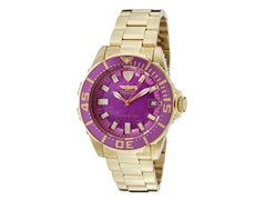 Women's Pro Diver Watch, Purple