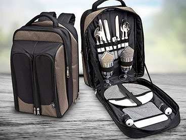 Wine Picnic Backpack