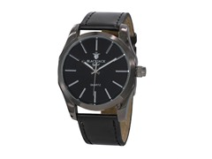 Classic Watch, Black