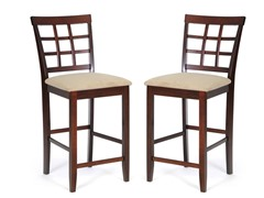 Katelyn Counter Stool Set of 2