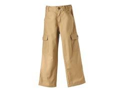 Multi Pocket Pant - Khaki (4-7)