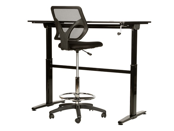 Stand Up Desk Chair