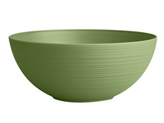 Planter Bowl, 15-Inch, Green