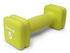 Reebok 5-Pound Neoprene Hand Weight