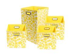 Yellow Giraffe Bundle
