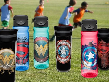 Outdoor Comic Drinkware