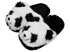 Cuddlee Slippers - Panda