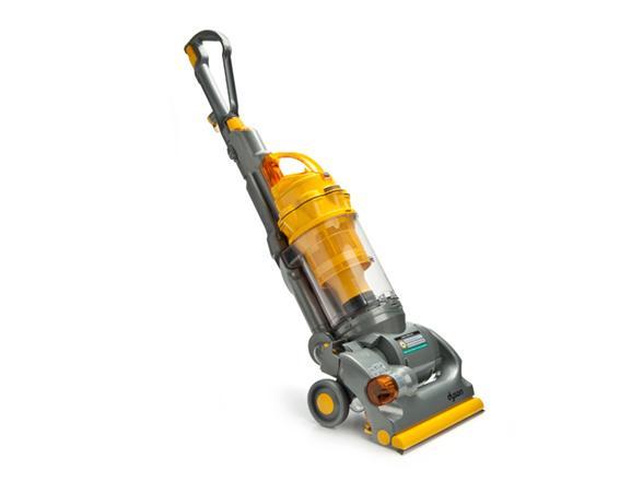 Dyson Dc14 All Floors Vacuum Yellow