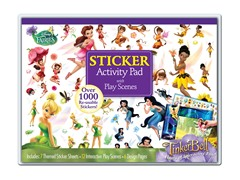 Disney Fairies Sticker Activity Pad with Play Scenes