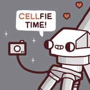 Cellfie!