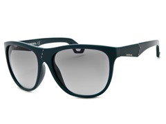 Women's Sunglasses, Teal/Gray Gradient