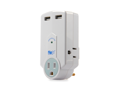 3-Outlet 612J + 2 USB Surge Protector
