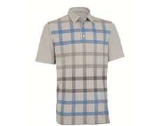 Ashworth Performance Golf Shirt - Pebble