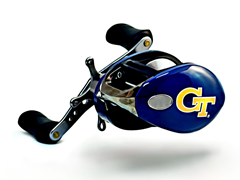 Georgia Tech Baitcasting Reel