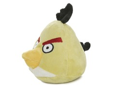 Yellow Angry Bird Plush Toy