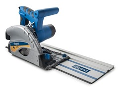 6 1/4-Inch Blade Plunge Saw with Rails and Connector