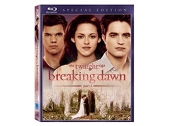 Twilight: Breaking Dawn, Pt 1 [Blu-ray]