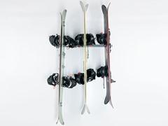 35-Inch Snowboard Rack