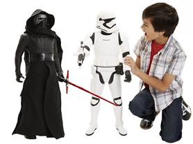 "Star Wars 31'"" Figure - Choose Character"