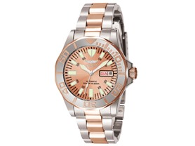 Invicta Stainless Steel Signature Watch